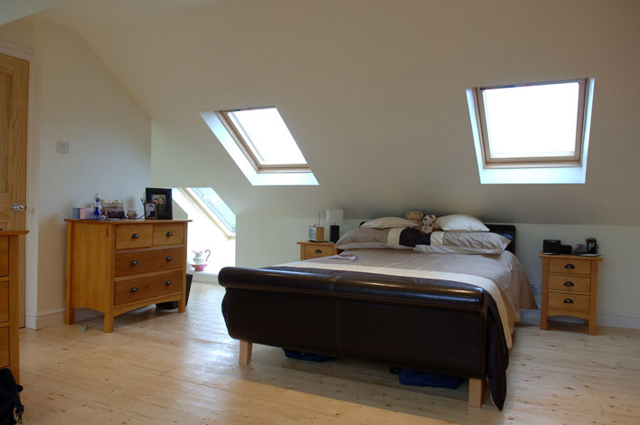 small attic decorating ideas - Designs